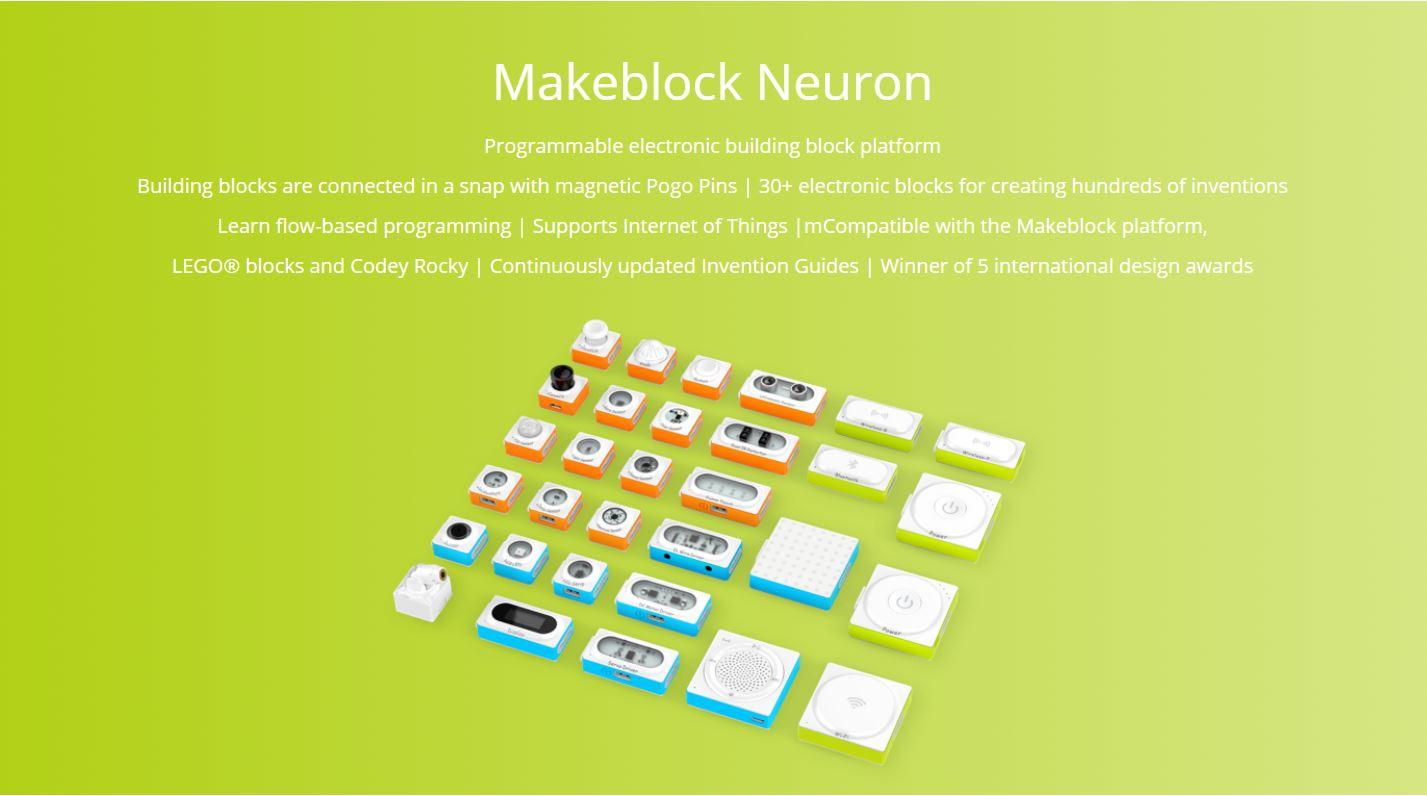 Neuron | Makebot Robotics