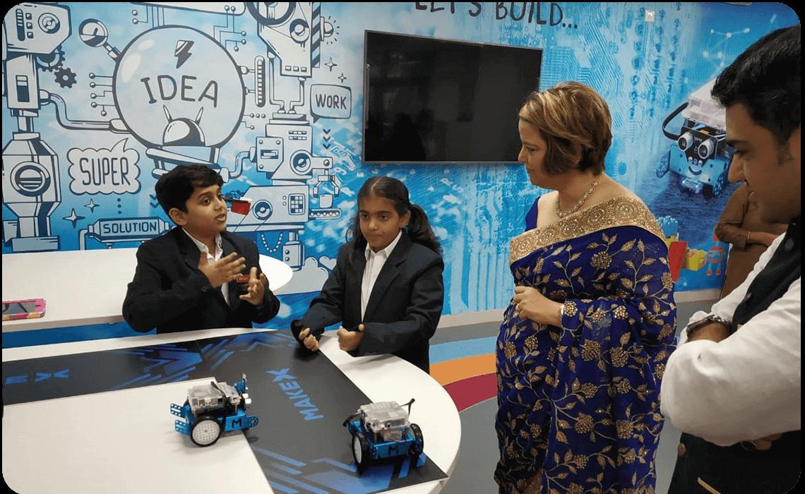 International Robotics Championship Make X