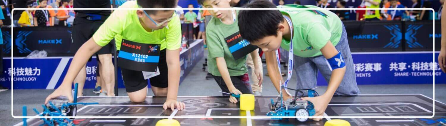 Robotics Competitions are emerging as new game changers in the modern education system in India