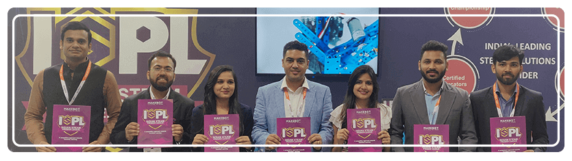 Makebot Launches International STEAM Premium League (ISPL) At DIDAC India