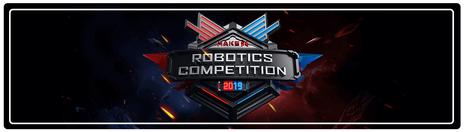 Makebot Organizing World Robotics Championship MakeX